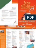 Dossier de Presse LAP 2014