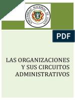 Las Organizaciones y Sus Circuitos Administrativos - Walter Panessi