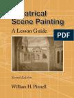 Theatrical Scene Painting