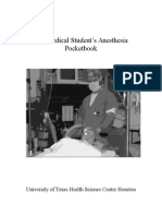 buku anestesi