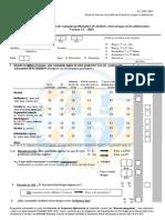 Anexo 5. Cuestionario DEP-ADO y Pauta de Cotejo.