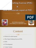 3. Why PDE & How to Generate Report of PDE