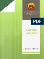 Intro Sistema juridico