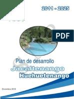 ejemplo plan de desarrollo