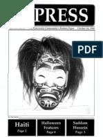 The Stony Brook Press - Volume 16, Issue 4