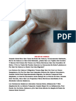 Remedios Naturales Para La Migraña, Que Es La Migraña, Causas de Dolores de Cabeza