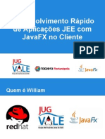 TdcFloripa-WilliamSiqueira-JavaEEJavaFX