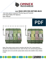 Rad Ism 900 Set Bd Bus 2867089 Manual