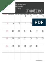 Calendar i of Rases 1