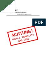 Job Plugin API Manual ENG Gt