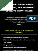 Heart Failure Acute