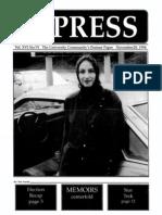The Stony Brook Press - Volume 16, Issue 6
