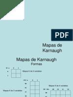 Mapas k 2-5 Variables