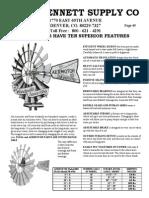 AERMOTOR Windmill Catalog Page49