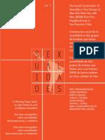 59235524 Construccion Social de La Sexualidad en Dos Grupos de Hombres Que Tienen Sexo Con Hombres HSH de Barrios Pobres de Dos Ciudades Del Peru