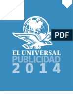 Media Kit El Universal México