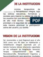 Presentacion de Mision, Vision...[1]