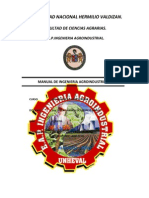 Manual de Ingenieria Agroindustrial II