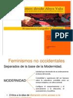 Feminismos en Abya Yala