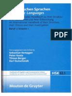Slavic Languages