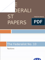 Krause The Federalist Papers