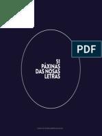 51 Paxinas Das Nosas Letras