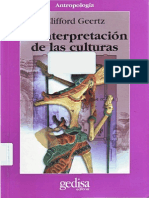 Geertzclifford Lainterpretacindelasculturas 121216201726 Phpapp02