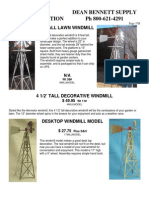 AERMOTOR Windmill Catalog Page57b