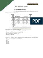 Mini Ensayo Configuracion Electronica