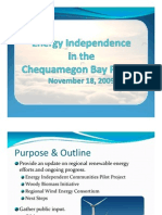Energy Independence Showcase Slideshow