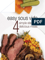 SousVide Cooker Guide