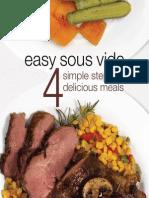 SousVide Cooker Guide