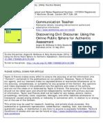 publisher copy - discovering civil discourse