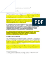 Analisis Estructural Parte III y IV