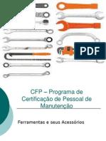 CFP – Programa de Certificação de Pessoal de Ferramentas