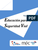 Educacion en Seguridad Vial Plan Optativo