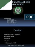 Starbucks' crisis