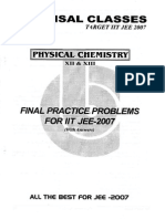 Final Revision Module for Chemistry