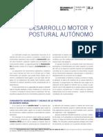 Desarrollo Motor y Postural Autonomo