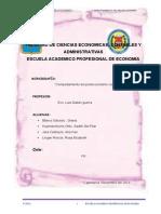 Monografia de Economia in Ternacional