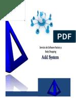 Servicio de Software Factory