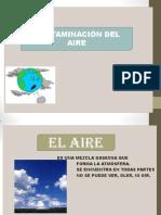 La Contaminacion Aire