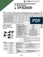 VFS2000 Valve