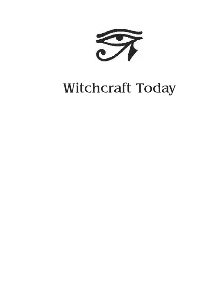 554654c509 James Lewis - Witchcraft Today an Encyclopedia of Wiccan and Neopagan  Traditions
