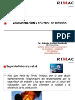 Administración Control Riesgo