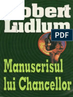 Ludlum, Robert - Manuscrisul Lui Chancellor