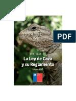 Ley Caza Chile Edición 2012