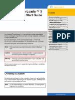 SuperLoader 3 Quick Start Guide 81-81313-04 A01