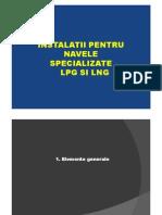 Instalatii Navale LNG LPG