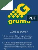 Diapositivas GRUMA